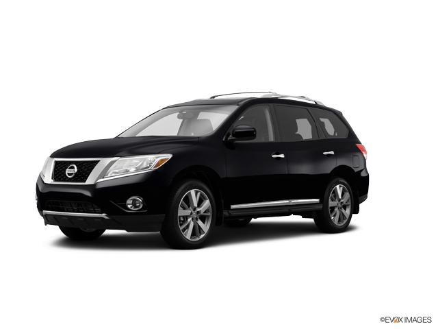 2015 Nissan Pathfinder PLATINUM Sport Utility Lexington NC