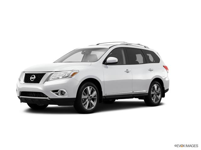 2015 Nissan Pathfinder PLATINUM 4x4 Platinum 4dr SUV Springfield NJ
