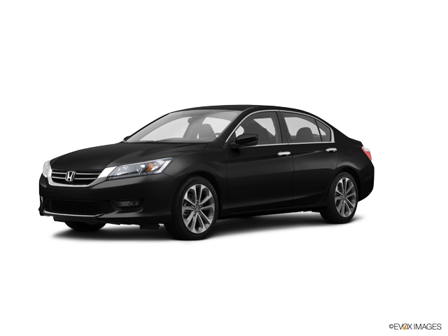 2015 Honda Accord 4DR I4 MAN SPORT Norwood MA