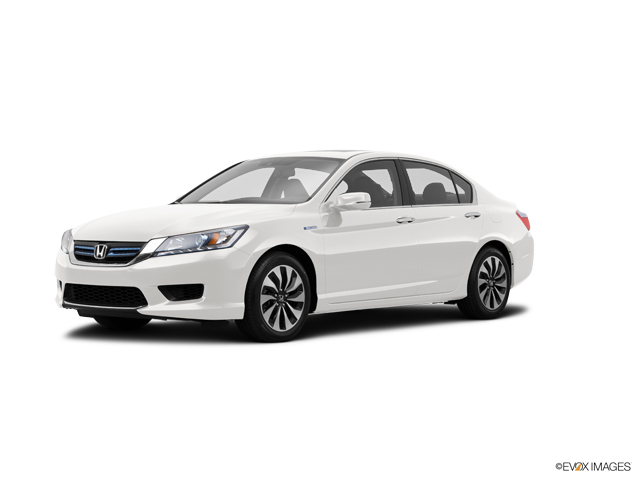 2015 Honda Accord Hybrid EX-L Sedan Apex NC