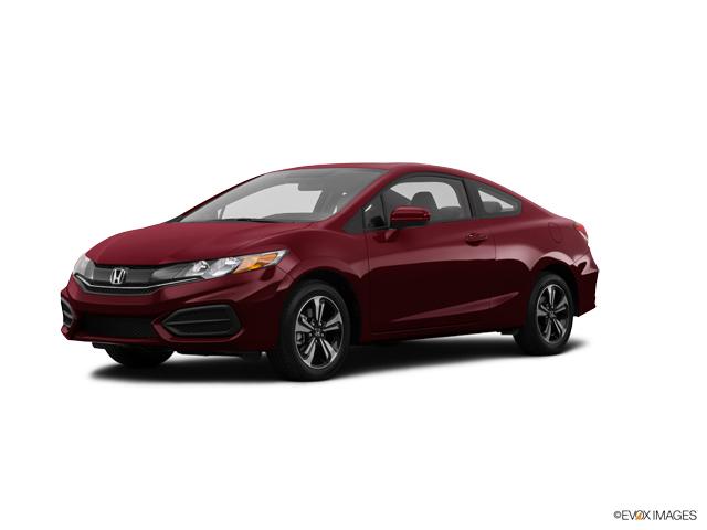 2015 Honda Civic 4DR CVT EX Clinton NC