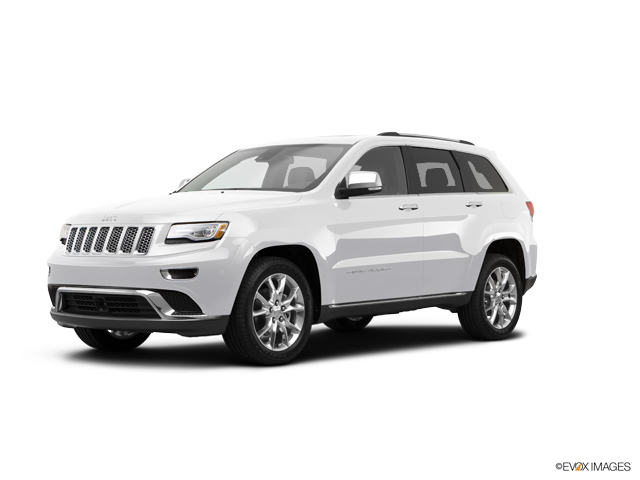 2015 Jeep Grand Cherokee SUMMIT Durham NC