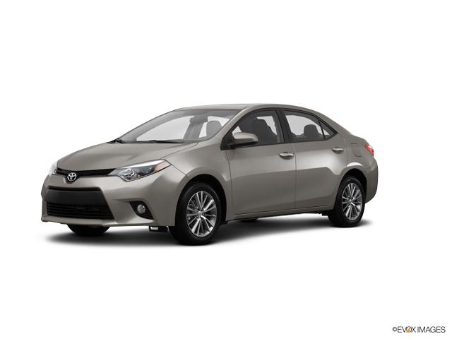 2015 Toyota Corolla LE PREMIUM Salisbury NC