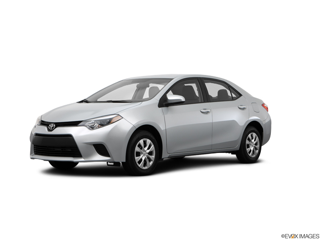 2015 Toyota Corolla S Hillsborough NC