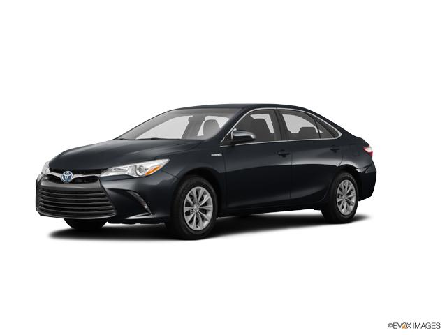 2015 Toyota Camry HYBRID LE Manassas VA