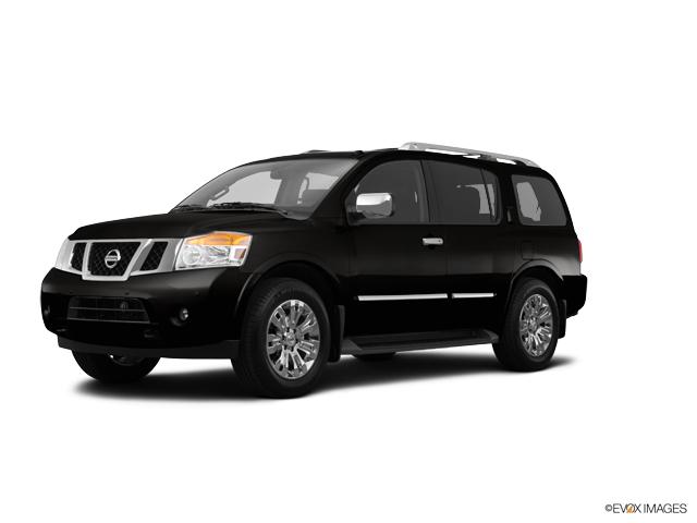 2015 Nissan Armada PLATINUM 4x4 Platinum 4dr SUV (midyear release) Springfield NJ