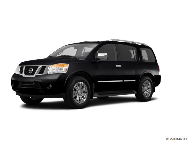 2015 Nissan Armada PLATINUM SUV Merriam KS