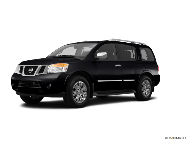 2015 Nissan Armada PLATINUM SUV Fayetteville NC