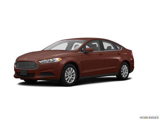 2015 Ford Fusion S 4dr Car