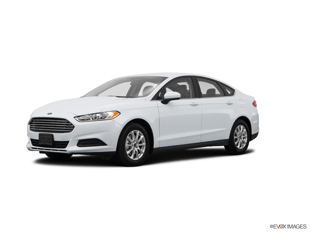 2015 Ford Fusion S Mooresville NC