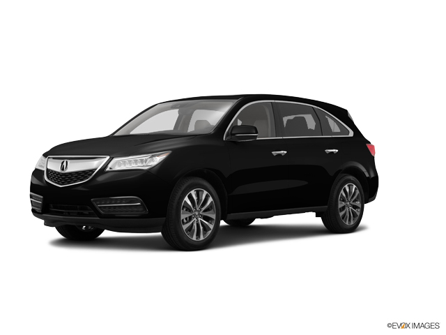 2016 Acura MDX W/TECH SUV North Charleston SC