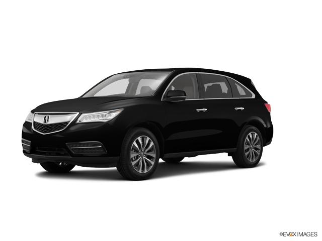 2016 Acura MDX SH-AWD 4DR W/TECH
