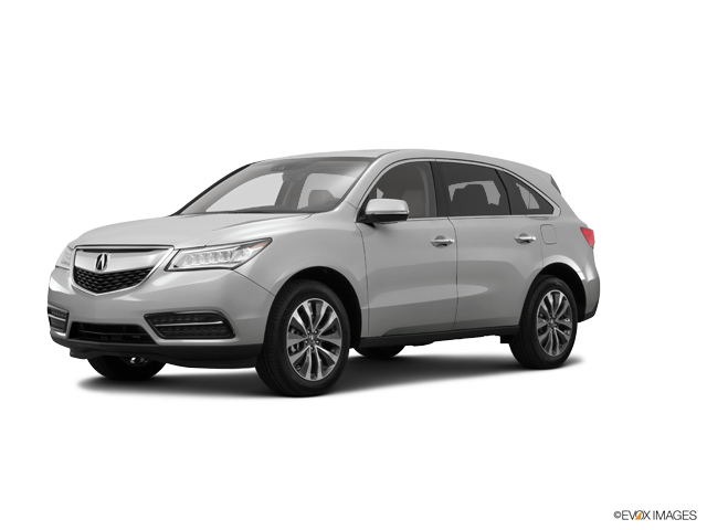 2016 Acura MDX W/TECH SUV Wilmington NC