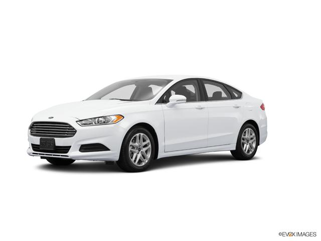2016 Ford Fusion SE Manassas VA