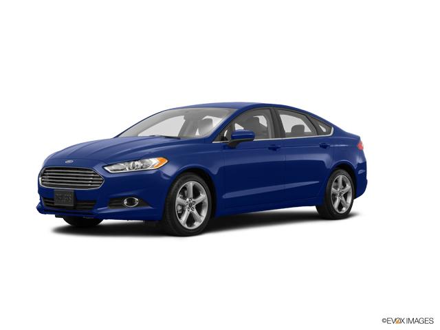 2016 Ford Fusion S Sedan Merriam KS