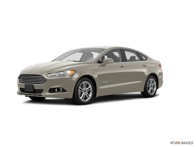 2016 Ford Fusion Energi TITANIUM Titanium 4dr Sedan Wilmington NC