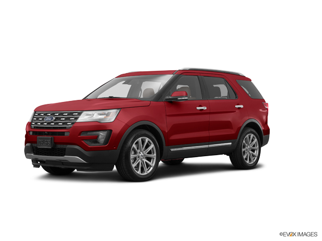 2016 Ford Explorer LIMITED SUV Apex NC