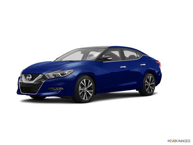 2016 Nissan Maxima 3.5 SL 4dr Car