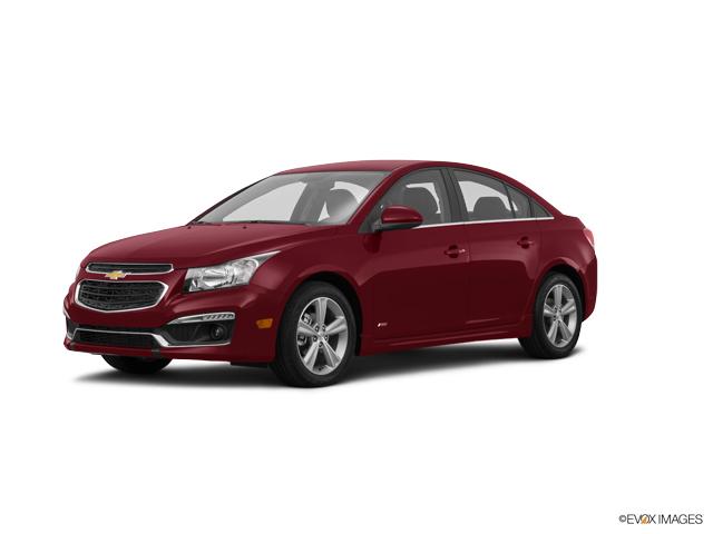 2016 Chevrolet Cruze Limited 2LT AUTO 2LT Auto 4dr Sedan w/1SH Hillsborough NC