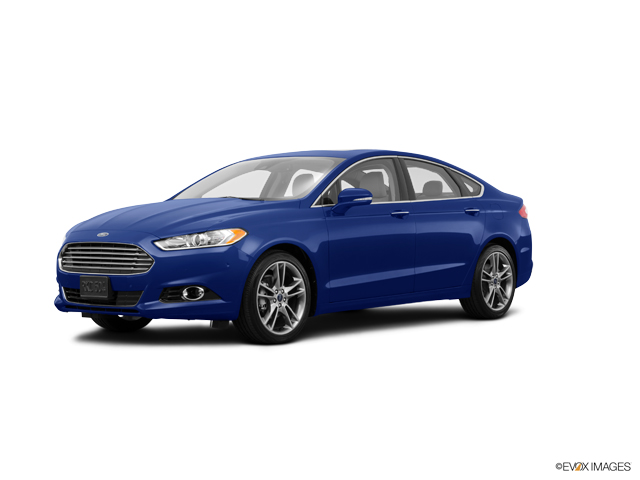 2016 Ford Fusion Wilmington NC
