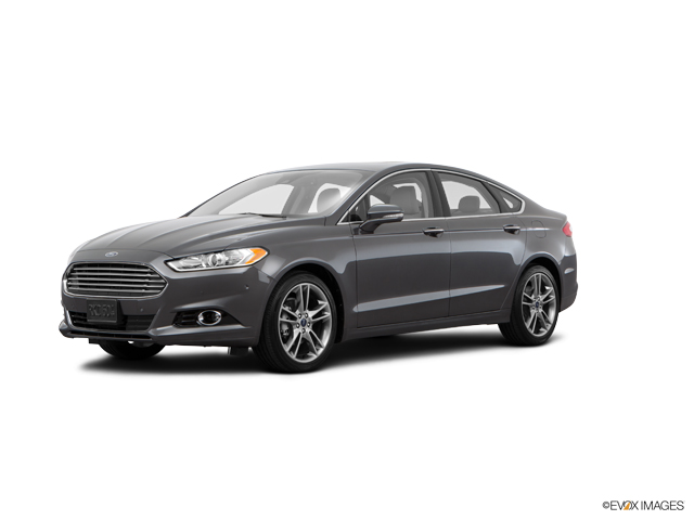 2016 Ford Fusion Lexington NC