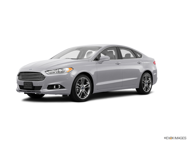 2016 Ford Fusion Greensboro NC