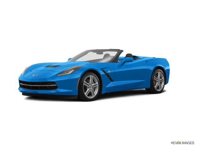 2016 Chevrolet Corvette 1LT 2dr Car Merriam KS