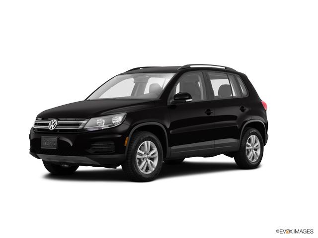 2016 Volkswagen Tiguan S Charleston South Carolina
