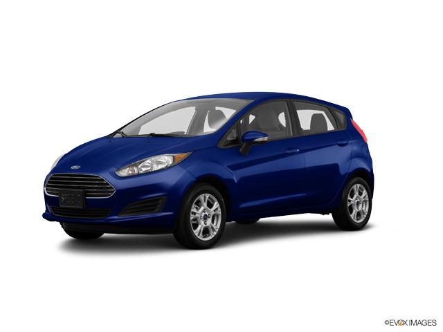 2016 Ford Fiesta Greensboro NC