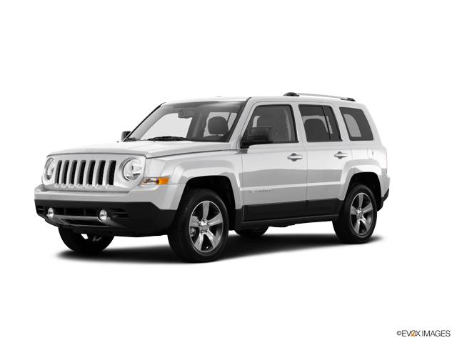 2016 Jeep Patriot 4WD 4DR LATITUDE