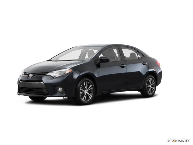 2016 Toyota Corolla LE Newport News VA