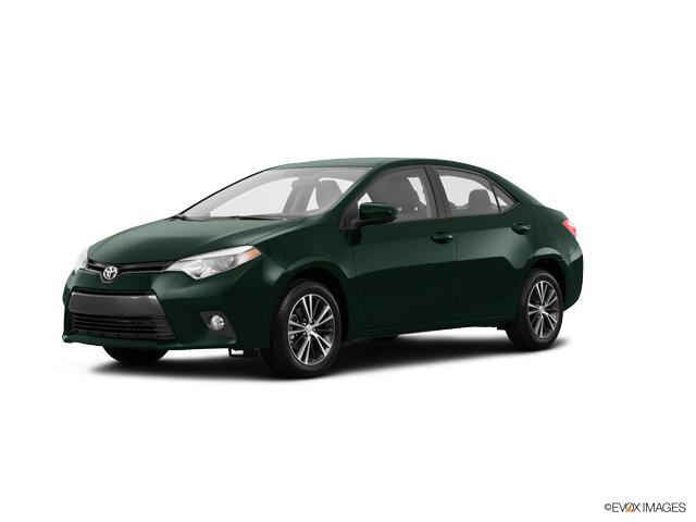 2016 Toyota Corolla LE Salisbury NC