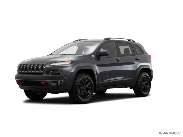 2016 Jeep Cherokee TRAILHAWK SUV Merriam KS