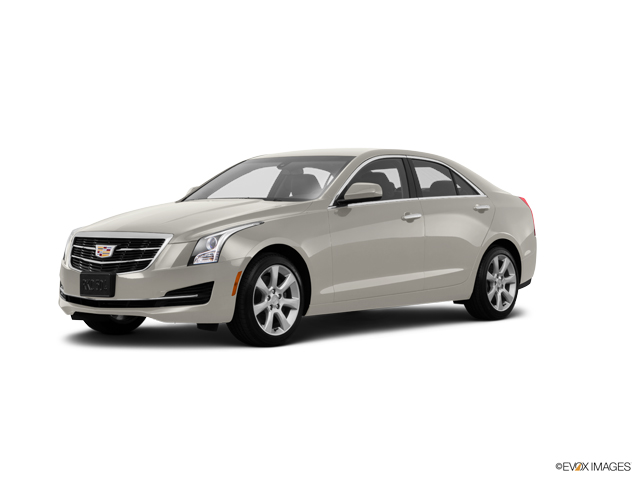 2016 Cadillac ATS Sedan STANDARD RWD Sedan Merriam KS