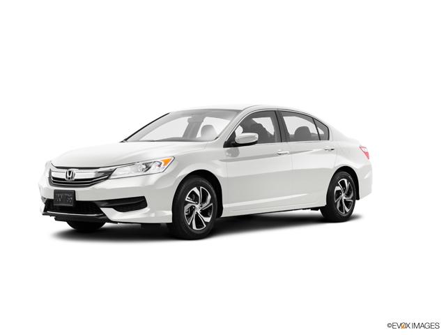 2016 Honda Accord 4DR I4 CVT LX  NC