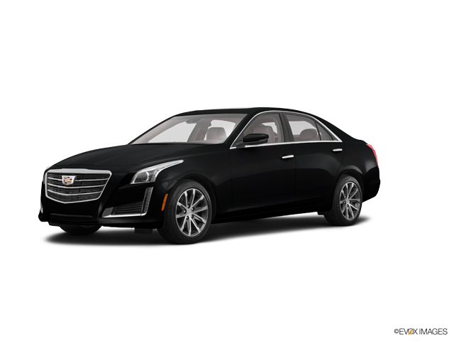 2016 Cadillac CTS Sedan LUXURY COLLECTION RWD Sedan Granbury TX