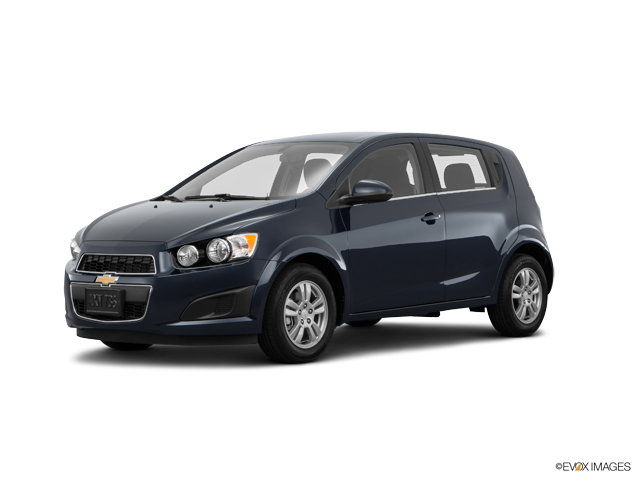 2016 Chevrolet Sonic LT Sedan Apex NC