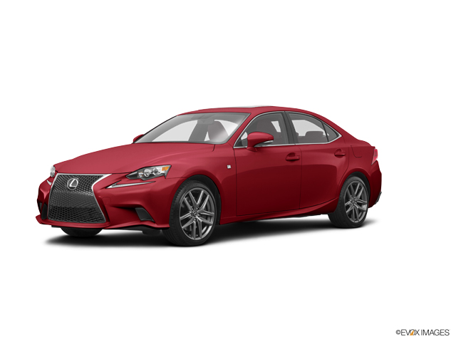 2016 Lexus IS 200T 4D Sedan Greensboro NC