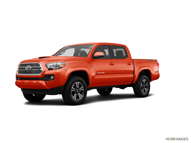 2016 Toyota Tacoma 2WD DOUBLE CAB V6 AT (NATL) Crew Pickup
