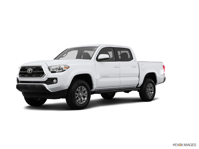2016 Toyota Tacoma 4WD DOUBLE CAB V6 AT SR5 Norwood MA