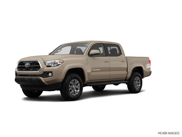 2016 Toyota Tacoma 4WD DOUBLE CAB V6 MT TRD SPORT  NC