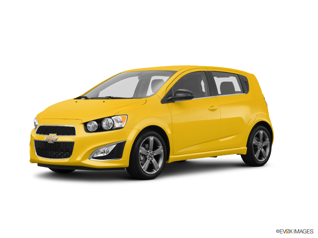 2016 Chevrolet Sonic RS Hatchback Merriam KS