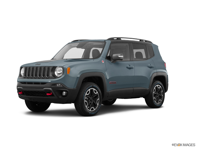 2016 Jeep Renegade 4WD 4DR TRAILHAWK Wake Forest NC