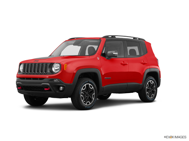 2016 Jeep Renegade TRAILHAWK SUV Apex NC