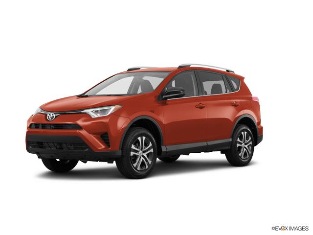 2016 Toyota RAV4 LE 4D Sport Utility