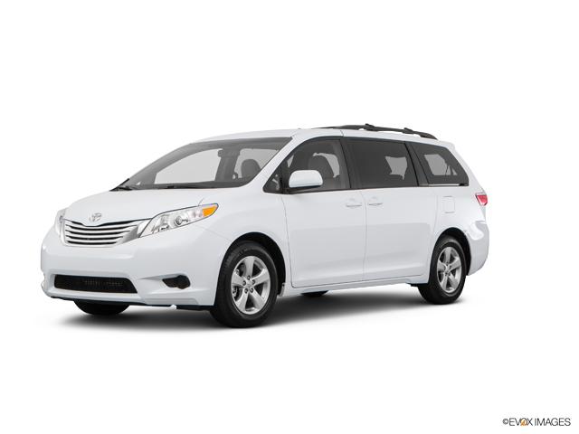 2016 Toyota Sienna LE AAS Mini-van, Passenger Waxahachie TX