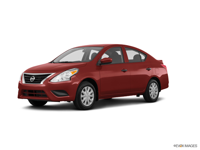 2016 Nissan Versa S PLUS North Charleston SC