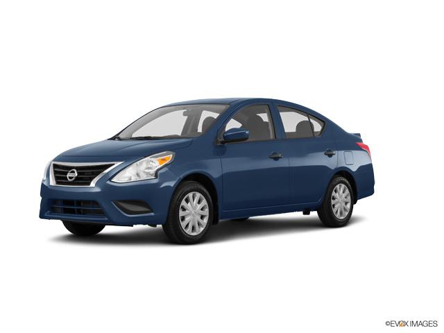 2016 Nissan Versa S/S PLUS/SL/SV 4dr Car