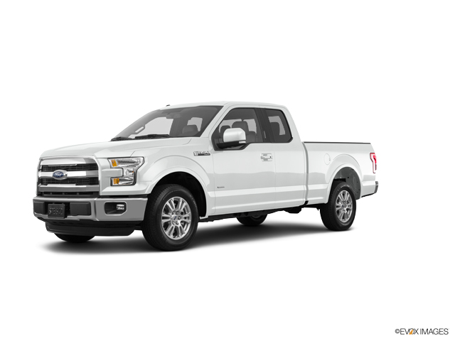 2016 Ford F-150 LARIAT 4D SuperCrew  NC