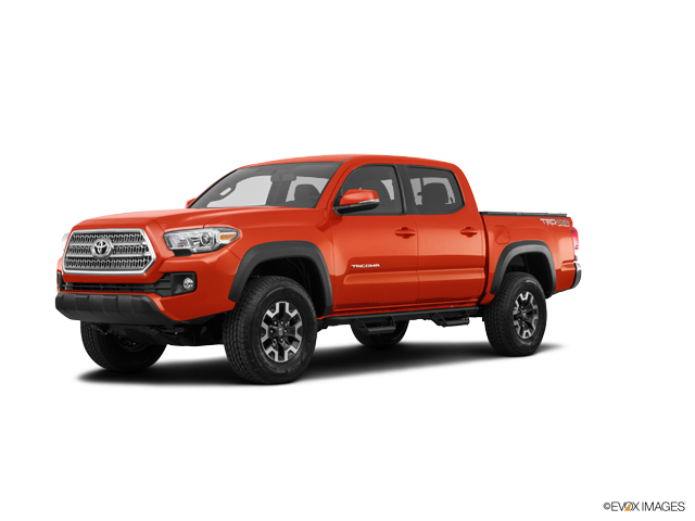 2016 Toyota Tacoma TRD SPORT 4x4 TRD Sport 4dr Double Cab 5.0 ft SB 6A Asheboro NC